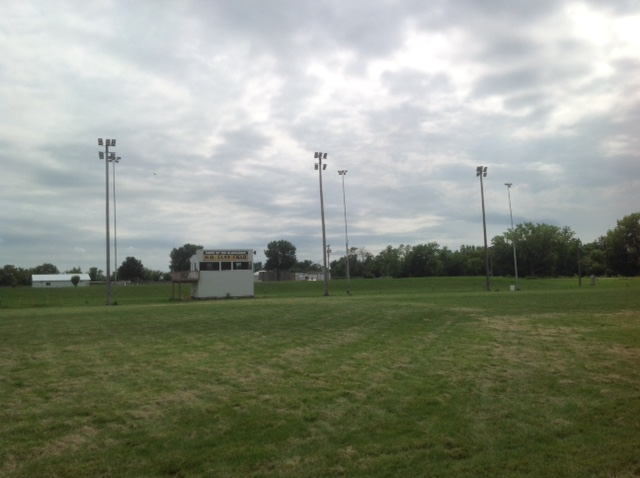 Outdoor College Sports Field – MN