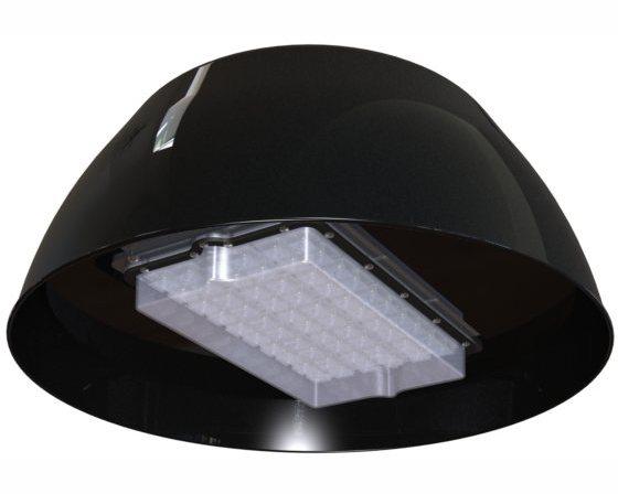 SLD-HB SERIES Black Bell Bot View